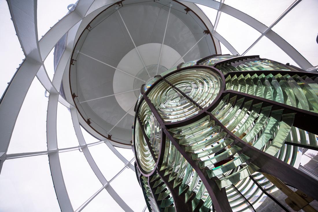 Kīlauea Lighthouse Fresnel Lens