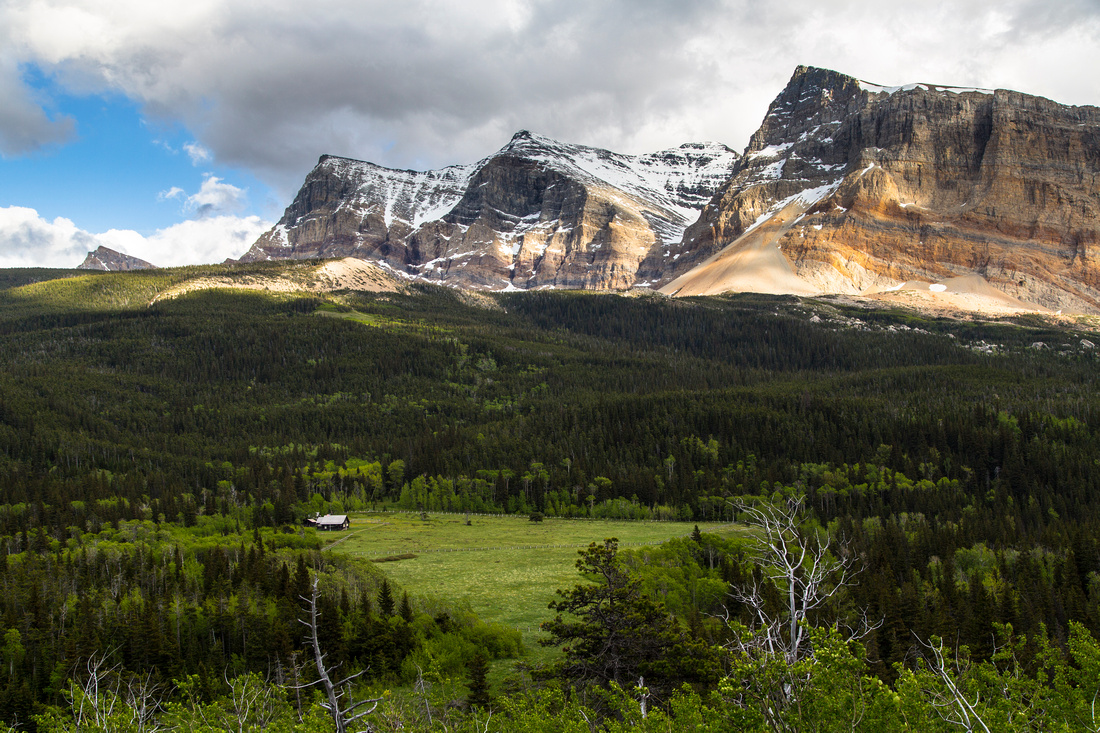 Gable Mountain and Belly Ranger Station (2)