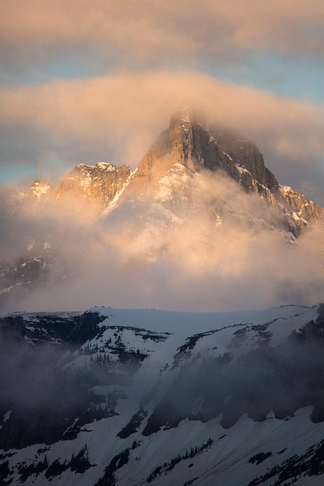 Mt. Kipp Portrait