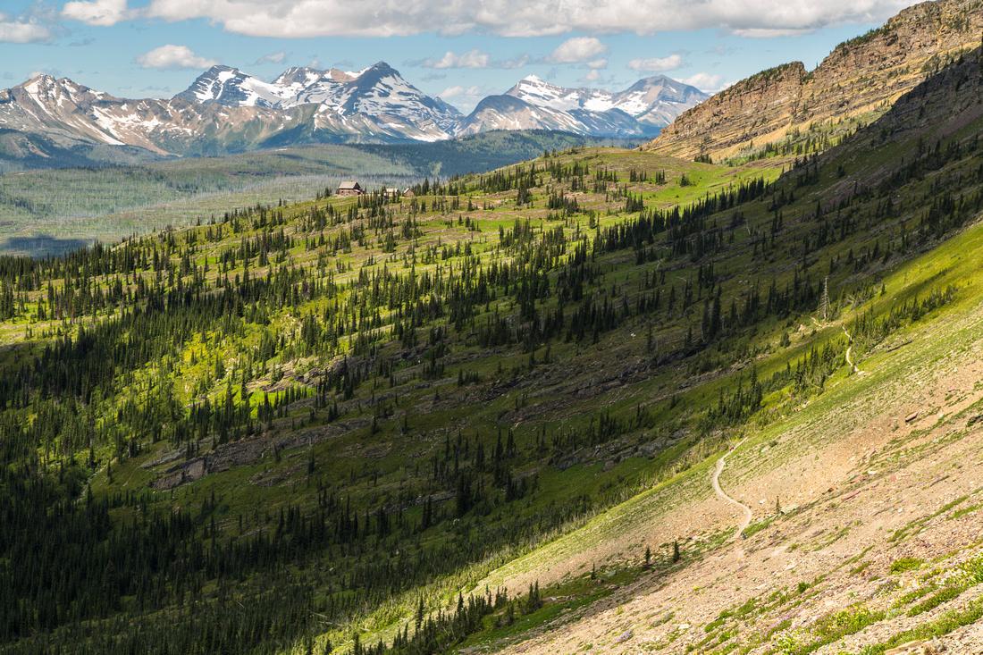 Highline Spur Trail