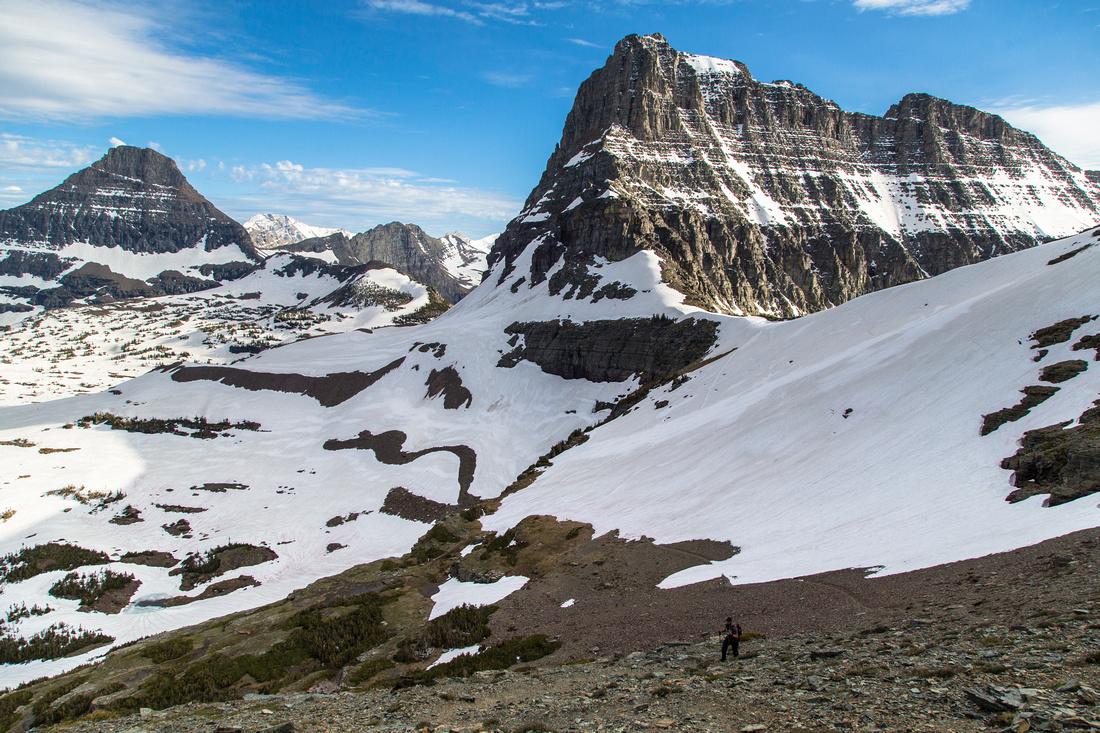 Daniel Hiking Mount Oberlin (2)