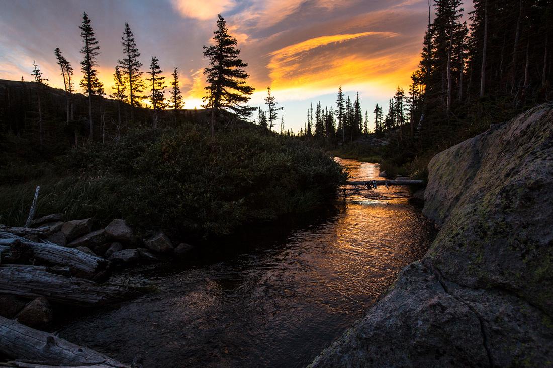 Sunrise at Thunder Lake (4)