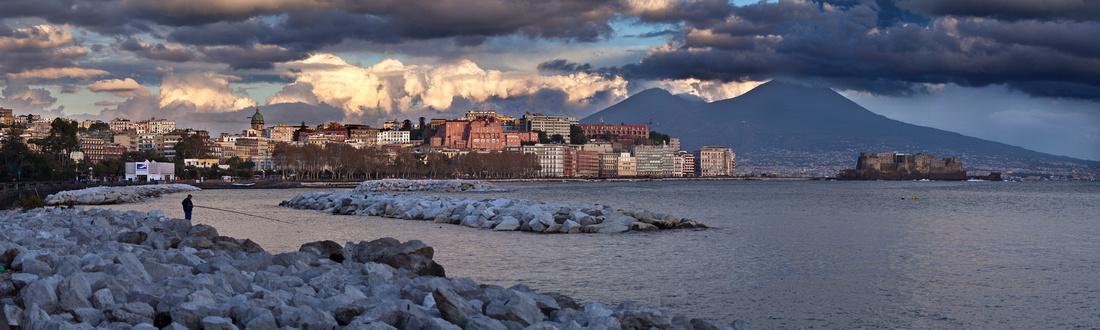 The Coast of Napoli