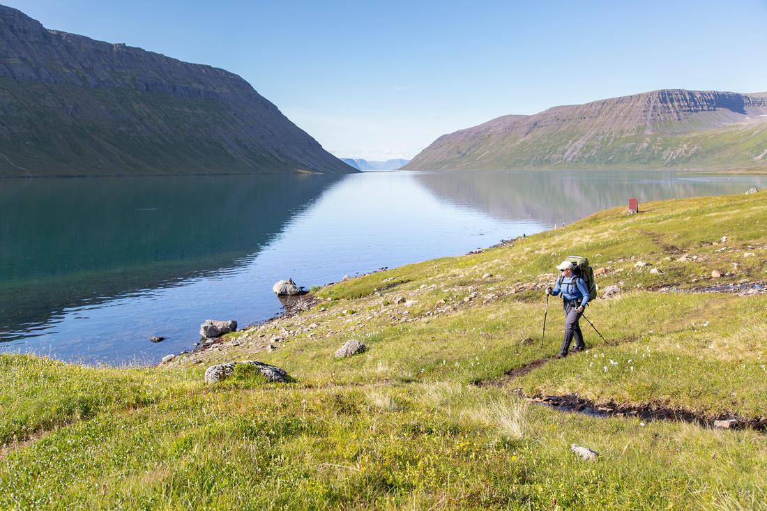 Leaving veiðileysufjörður