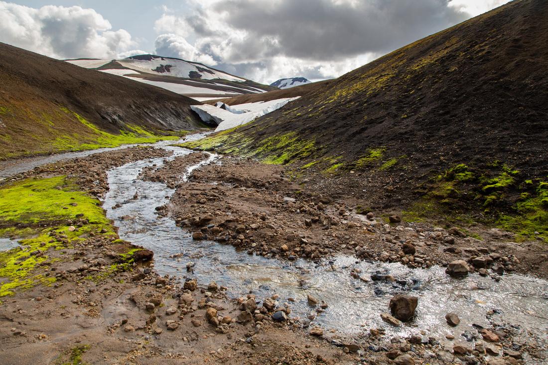 Views heading to Álftavatn from Hrafntinnusker (3)