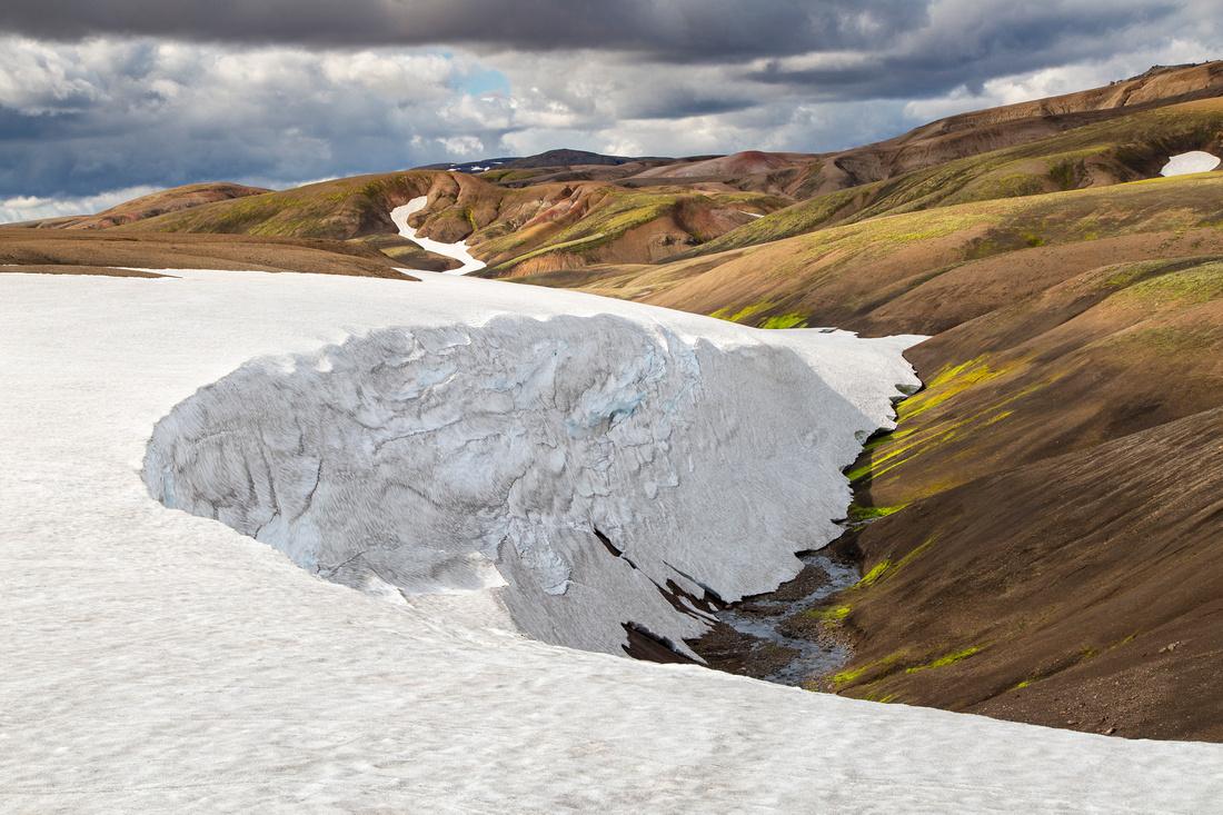 Views heading to Álftavatn from Hrafntinnusker (5)