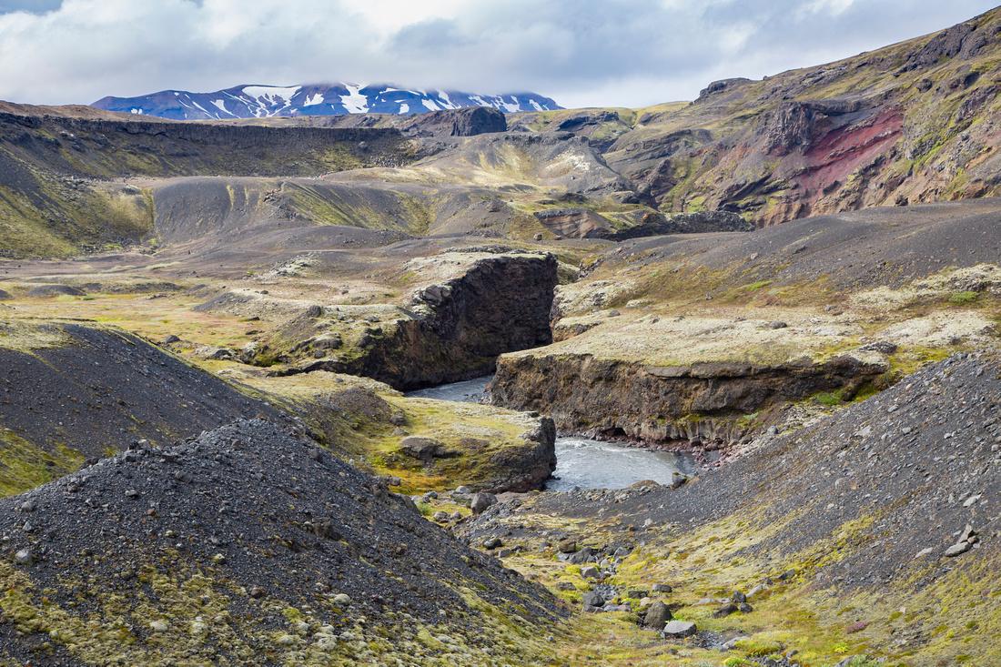 Views along the trail to Þórsmörk from Emstrur (5)