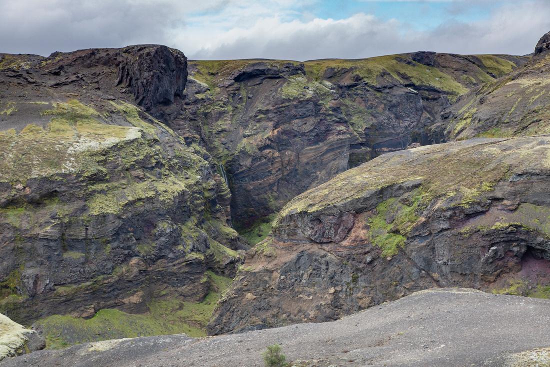 Views along the trail to Þórsmörk from Emstrur (8)