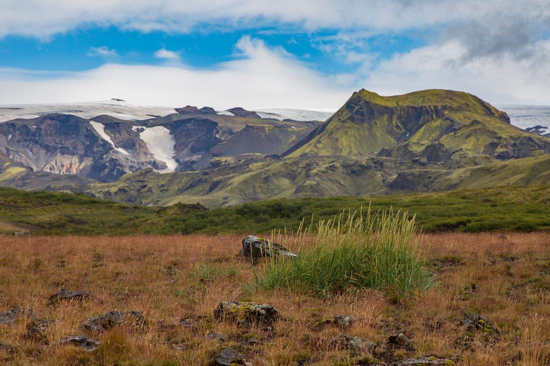 Views along the trail to Þórsmörk from Emstrur (14)
