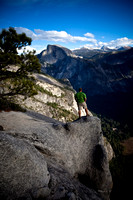 Self Portrait - Yosemite Point