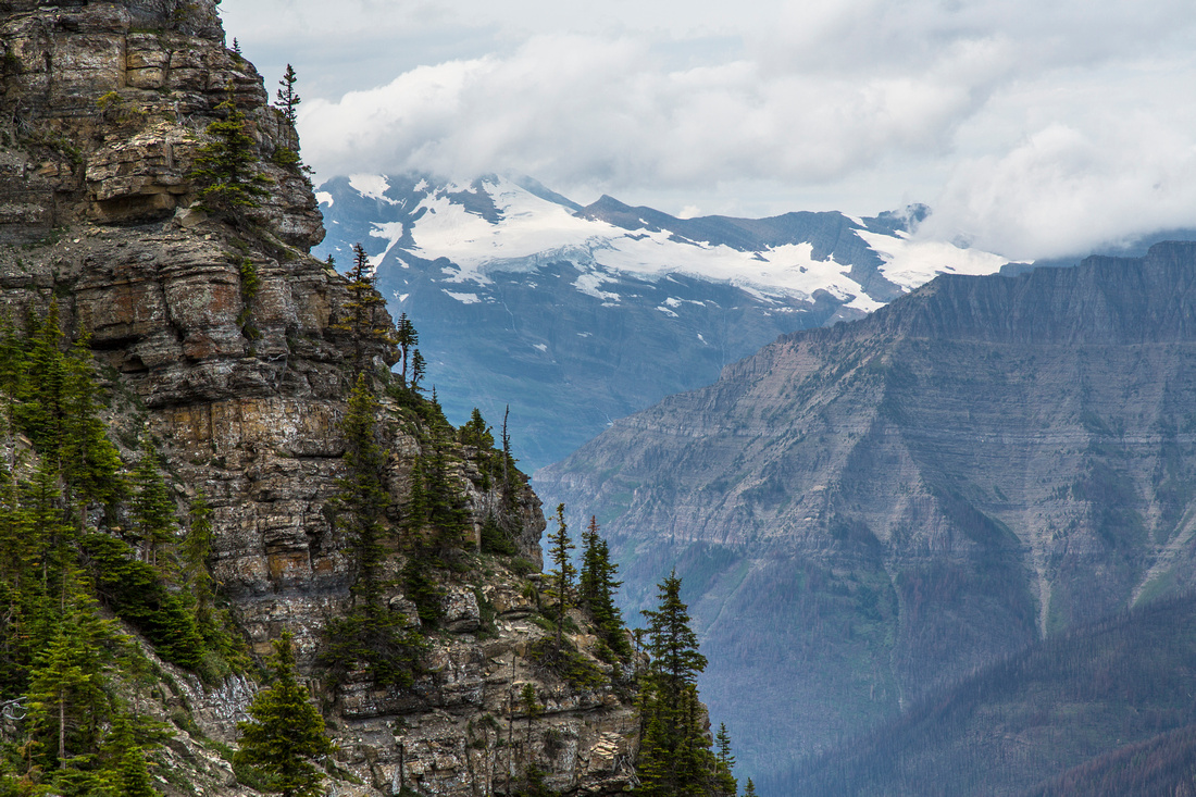 Tinkham Mountain and Pumpelly Glacier