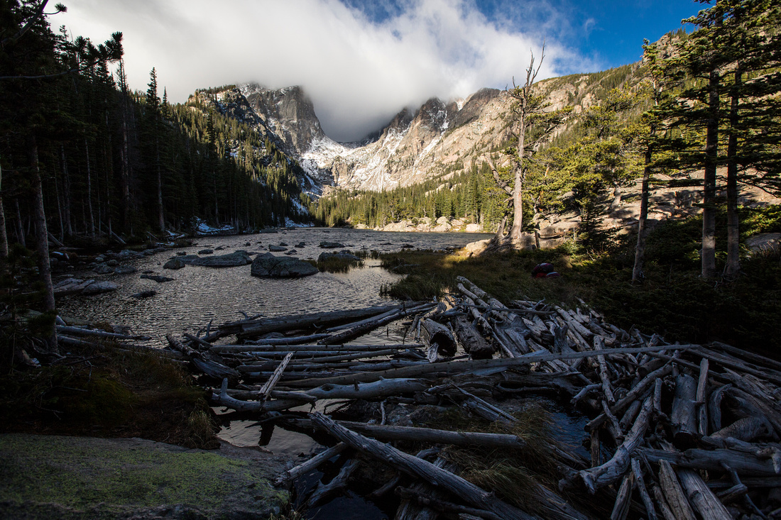 Mouth of Dream Lake