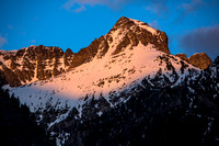 Bear Hat Mountain AlpenGlow