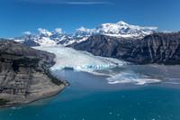 Icy Bay, Tyndall Glacier, and Mount St. Elias (2)
