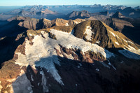 Mount Jackson and Harrison Glacier