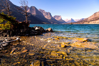Saint Mary Lake Shoreline (2)