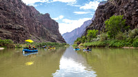 Group Float Through Lodore Canyon