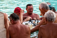 Chess at the Spas