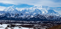 Denali and Brooks from Mt. Galen