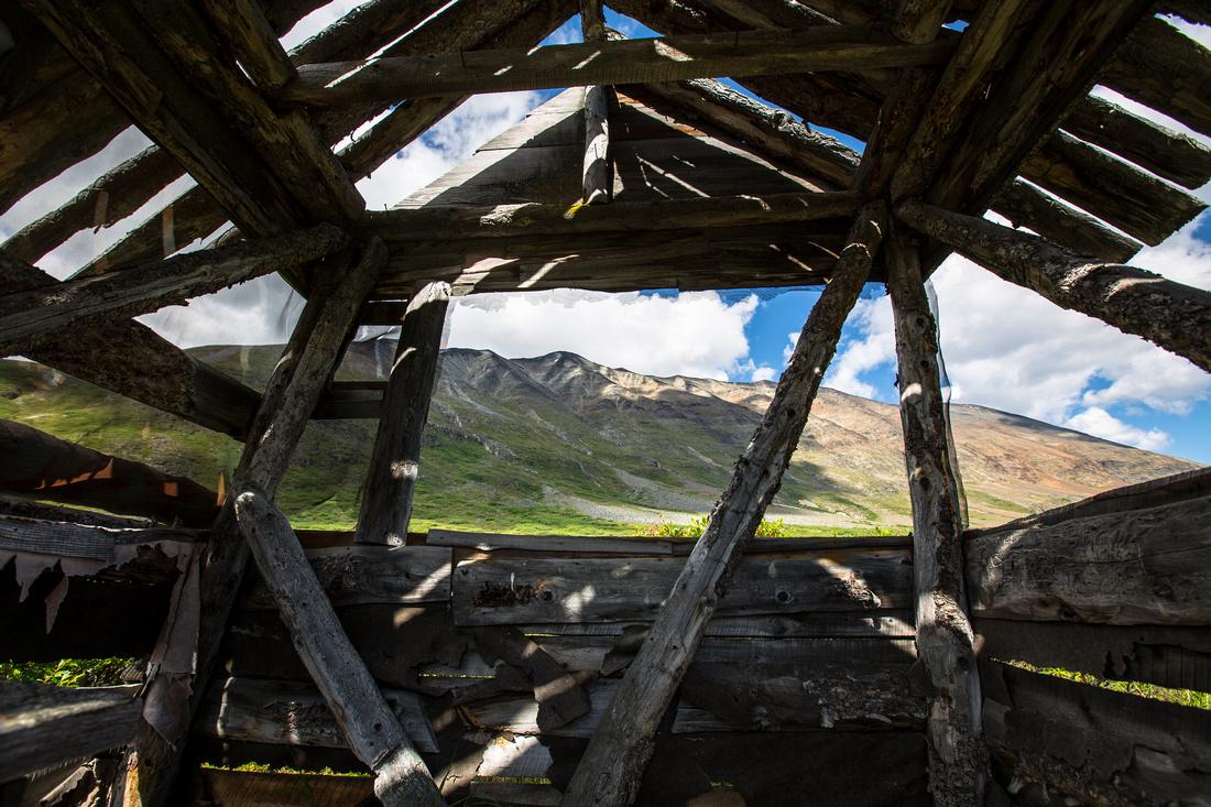 Inside Dry House