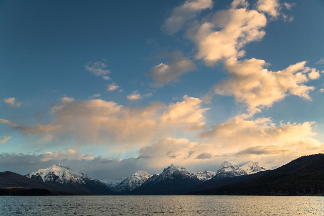 Lake McDonald Morning 11.20.15