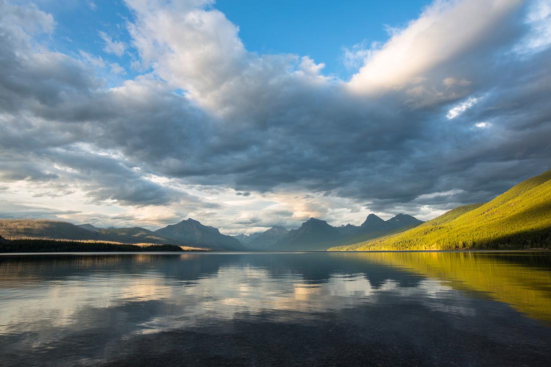 Lake McDonald - August 6, 2015