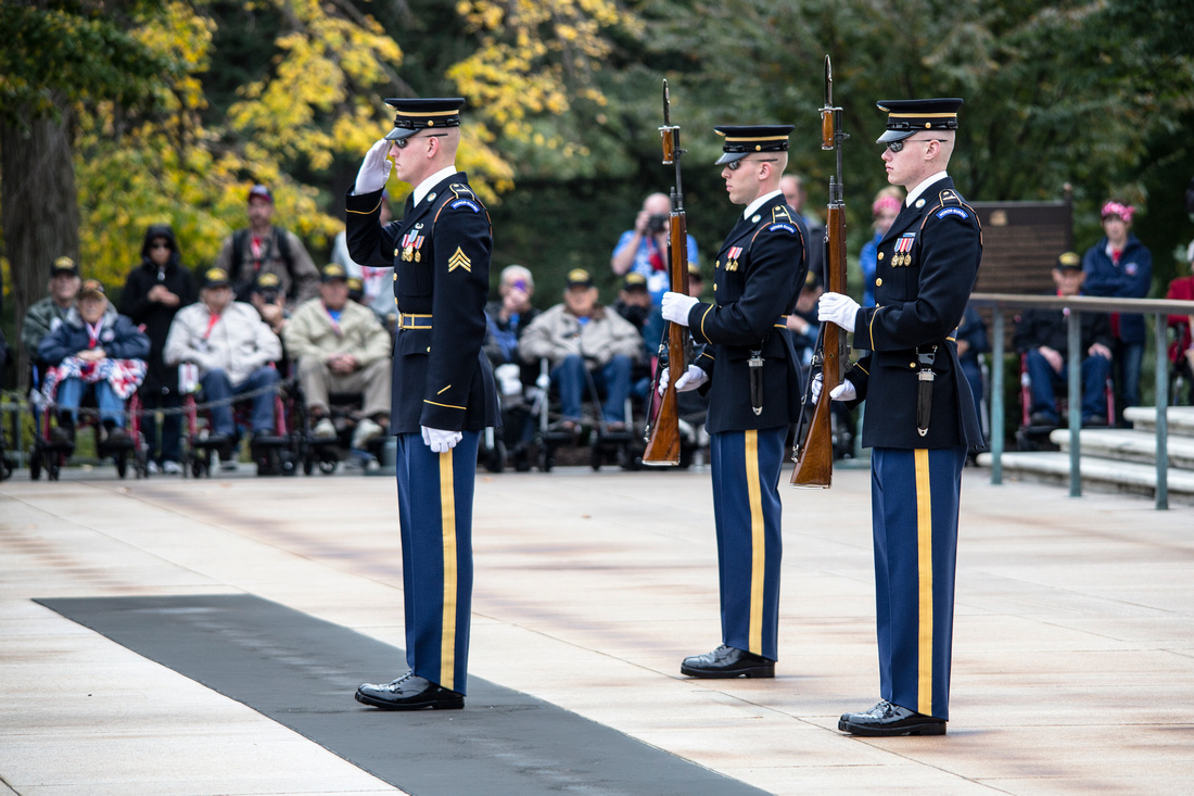 Changing of the Guard (2)