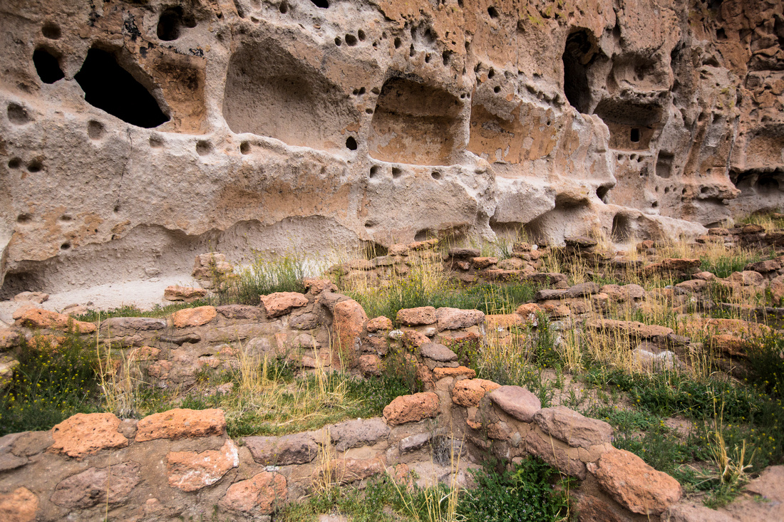Upper Long Houses Cliff Dwelling Ruins