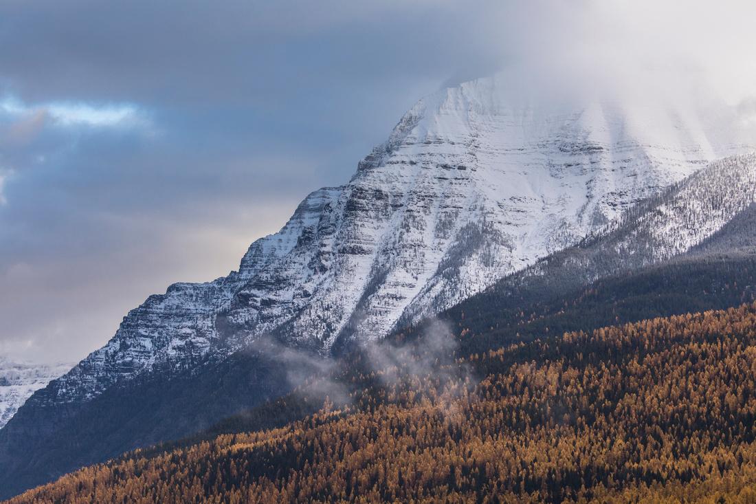 Rainbow Peak Sunrise