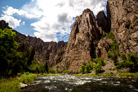The Gunnison River Downstream