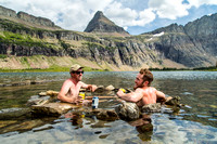 Backcountry Beers at Hidden Lake