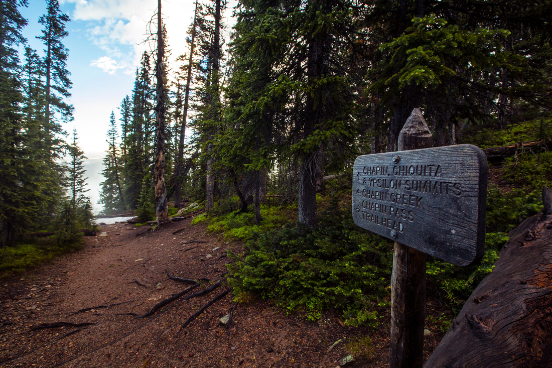 CCY Summit Trail