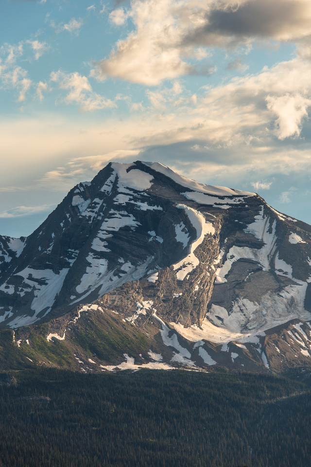 Heavens Peak Portrait 7.19.16