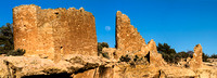 Hovenweep Castle Moonrise