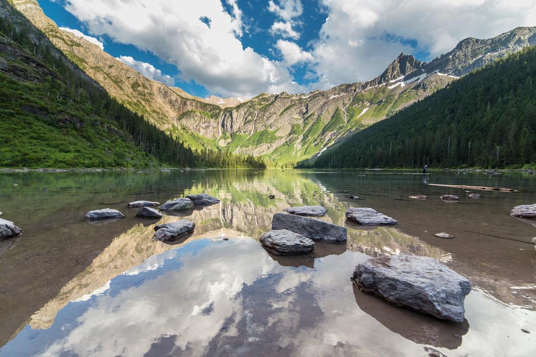 Avalanche Lake 7.15.16