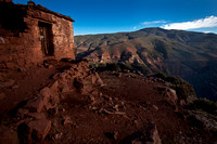 Abandoned House in the Atlas Mountains