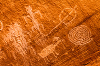 Pictographs and Petroglyphs