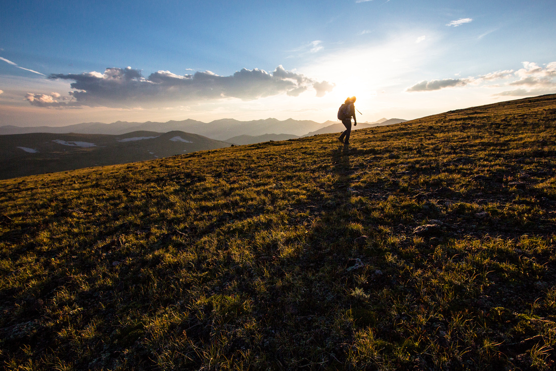 Tundra Sunset Hike