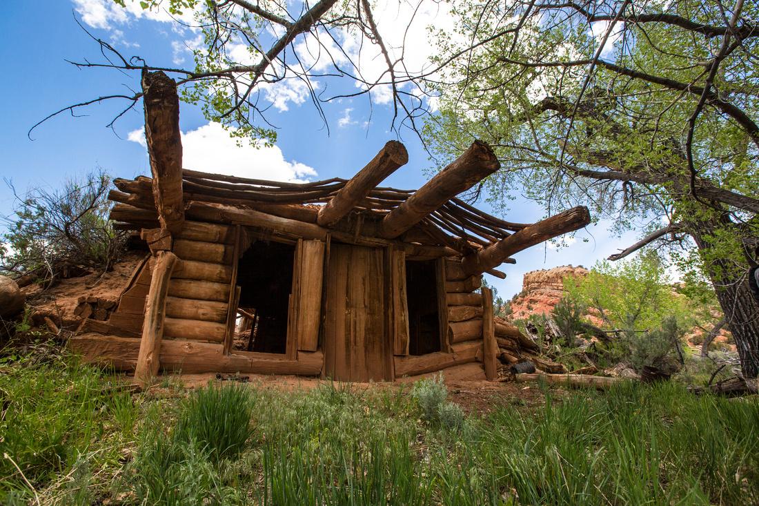 Henry Shank Cabin